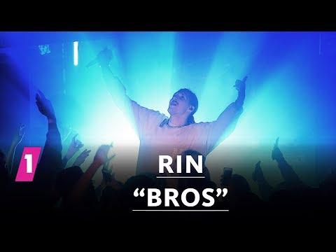 RIN - Bros | 1LIVE Radiokonzert
