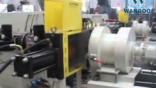 China plastic granule making machine,plastic granulating machine,PE PP PC Plastic granulating Line