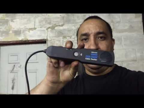 cen tech cable tracker manual