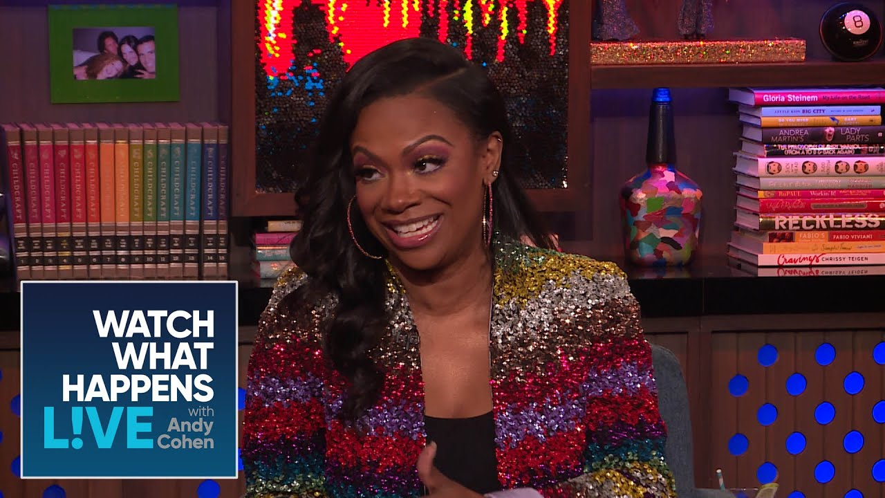 Kandi Burruss Explains Her Loyalty to Kenya Moore