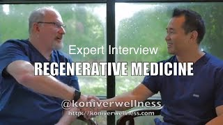 Interview with Dr. Koniver | Regenerative Medicine | KONIVER WELLNESS | KIENVUUMD