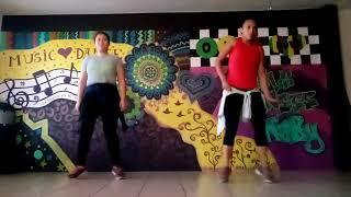 Bella y sensual Romeo Santos Daddy Yankee y Nicky jam coreografia fitness