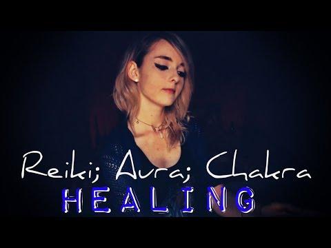 Reiki Healing; Aura Cleanse; Chakra Cleanse