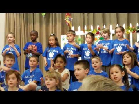 Nicole spring concert,John Ashley school 2017.Part II