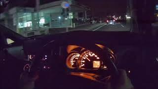 Daihatsu Sonica 走行動画