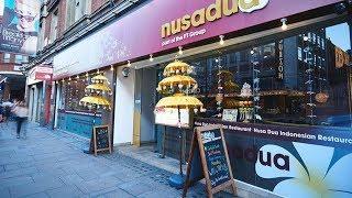Menilik Kemewahan Resto Nusa Dua Milik Bos First Travel di London, Nasi Goreng Seharga Rp 125 Ribu!