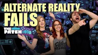 Join us for Rooster Teeth's gaming podcast originally aired on April 8, 2015 sponsored by Dollar Shave Club (http://bit.ly/TB66HY) and Trunk Club ...