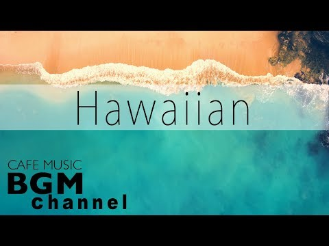 hawaiian-guitar-music---relaxing-hawaiian-cafe-music---background-music