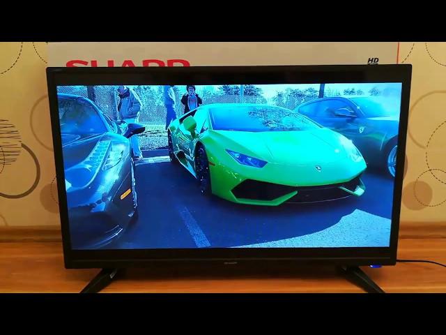0e7432710bebd Sharp LC-32HG5242E - Smart TV de 32 resolución 1368 x 720