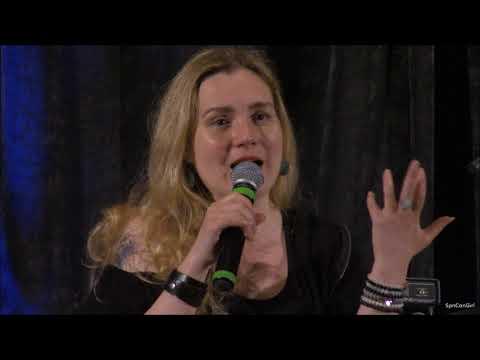 SpnPitt 2018 Rachel Miner FULL Panel Supernatural