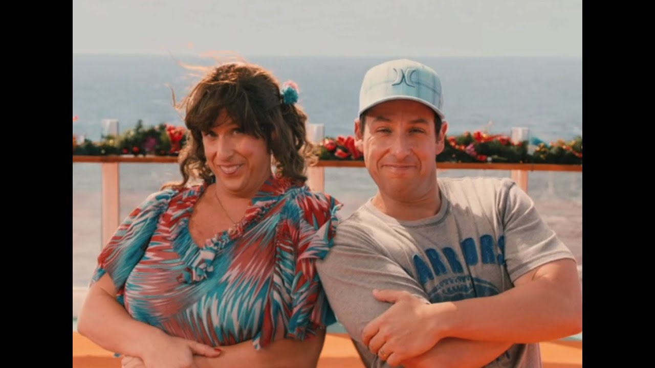 Adam Sandler Jack And Jill Trailer Youtube