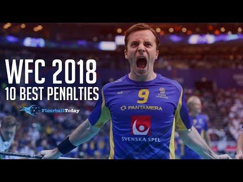 10 Best Penalties - World Floorball Championships 2018