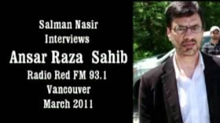 Qadiani Ahmadiyya persecution condemned on Vancouver Radio Station.mp4