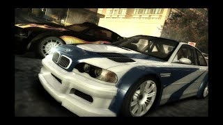 Need For Speed Most Wanted 2005 Gameplay ( PC ) - Ultra Graphics Detail 1080p Full HD