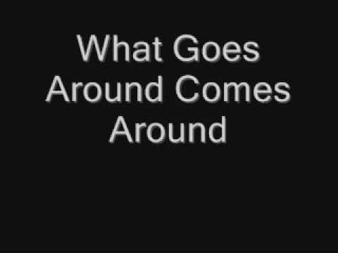 Justin Timberlake   What Goes Around      Comes Around Radio E