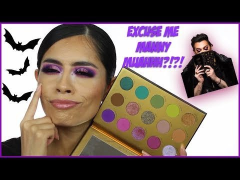 LUNAR BEAUTY SPOOKY COLLECTION REVIEW | Rocio Ceja thumbnail