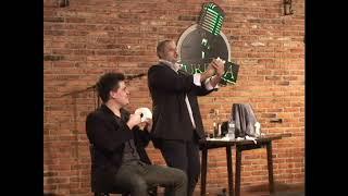 CCC Histórico - 2012 - Jeff Aragon - A Mágica do Papel Higiênico