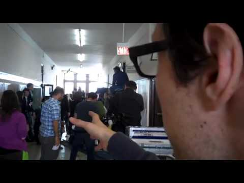 Day 7 of Principal Photography: Chris explains it all