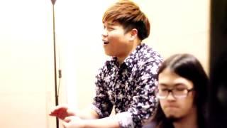 Kimberley Chen 愛你為什麼不收錄那位男生的合唱!!