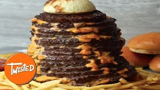 Video How To Make A Cheeseburger Kebab | Twisted download MP3, 3GP, MP4, WEBM, AVI, FLV April 2018
