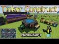 Gambar cover Minecraft 1.12.2 - Tinkers Construct Mod Tutorial / Español