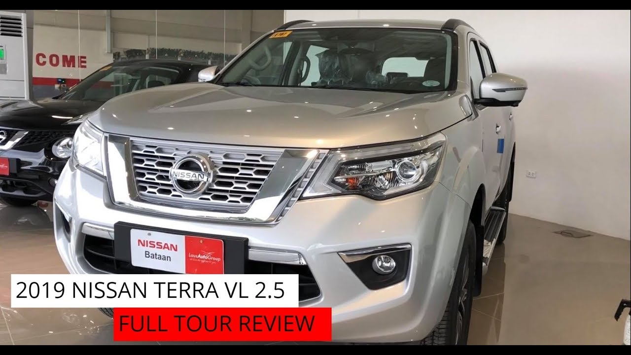 2019 nissan terra vl 2 5l 4x2 full tour review youtube. Black Bedroom Furniture Sets. Home Design Ideas