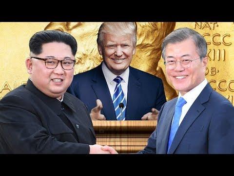 Lefties lose it! Trump's Nobel Prize Prospect