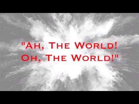 "Tom McRae Album Trailer ""Ah the world ! Oh the world !"""