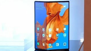 Huawei Mate X Hands On Review - Huawei Mate X Review, Huawei Mate X Folding Smartphone Unboxing