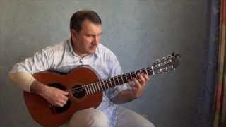 Бригада на гитаре, вариант второй