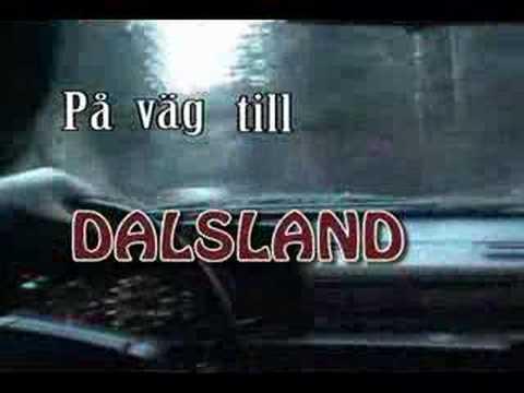 På väg till Dalsland