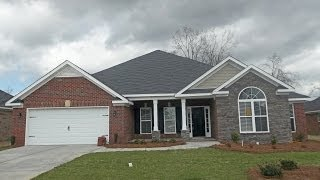 Home for Sale 4411 T J Kelly Dr. Hephzibah GA 30815 | Manchester | Bill Beazley Homes