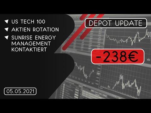 Plug Power | Royal Dutch Shell | Sunrise Energy Info | Trade Republic Depot update 05.05.21 #31