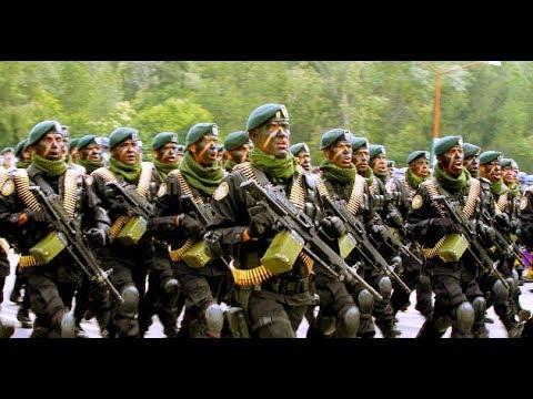 Desfile Militar México 2017/Sin comentarios de TV/Military parade Mexico 2017