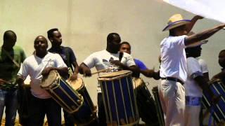 Tambores Chimbángueles - Golpe Chocho