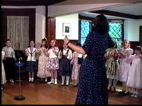 Joanne Hammil choral sampler Part 1 (of 2)