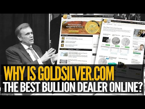 Who Is The Best Gold & Silver Bullion Dealer?