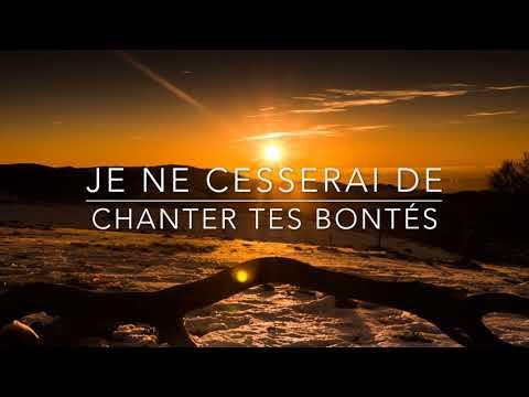 Bénis Dieu ô mon âme - 10'000 raisons (cover Rémy & Yvanna Lavigne) 10,000 reasons Matt Redman