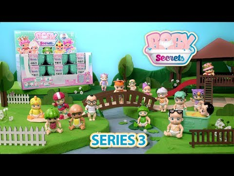 Baby Secrets Series 3 TV Commercial | Surprise Toys | Videos for Kids