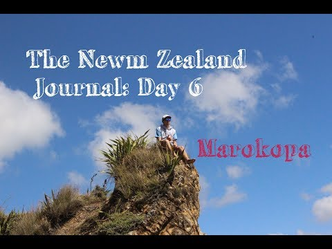 The New Zealand Journal: Day 6 - Marokopa