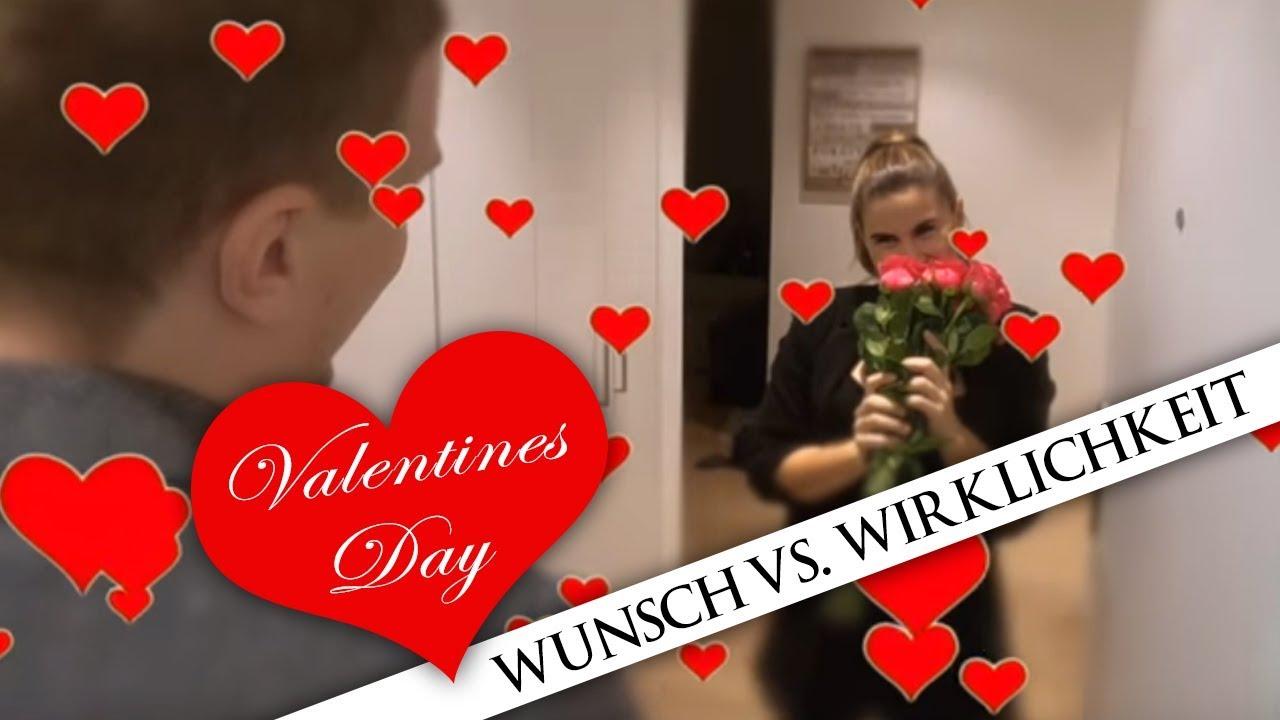 Wunsch vs. Wirklichkeit: Valentinstag 2018 #1
