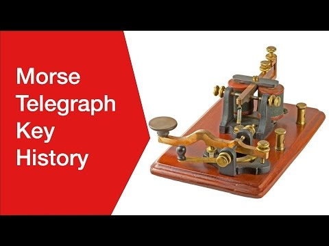 Morse Telegraph Key | Development History