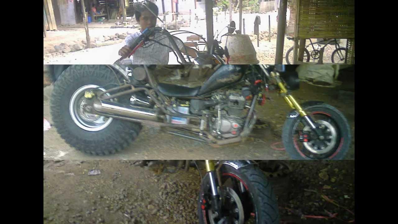 Modifikasi Motor HONDA TIGER 2000.avi