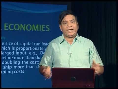 Economics of Scale  Part 4
