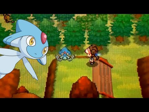 How To Catch Uxie, Mesprit And Azelf On Pokemon Black And White 2 - Part 3