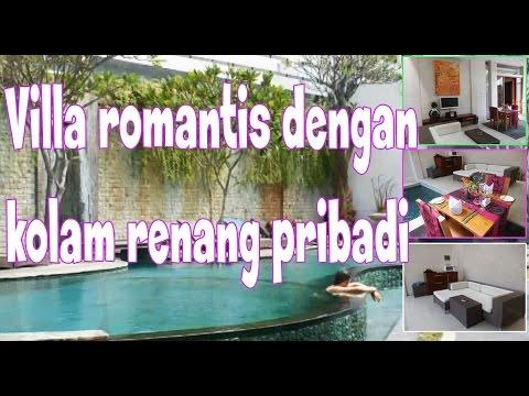 Sensasi Menginap Di Villa Daluman Bali Dengan Kolam Renang Pribadi Dan Fasilitas Lainnya