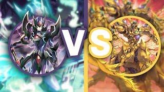 Cardfight!! Vanguard Versus #15: Paladino Ombra VS Megacolonia [ITA]