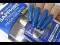 Grow Super Long Nails 💙 Nail Aid Sapphire Formula