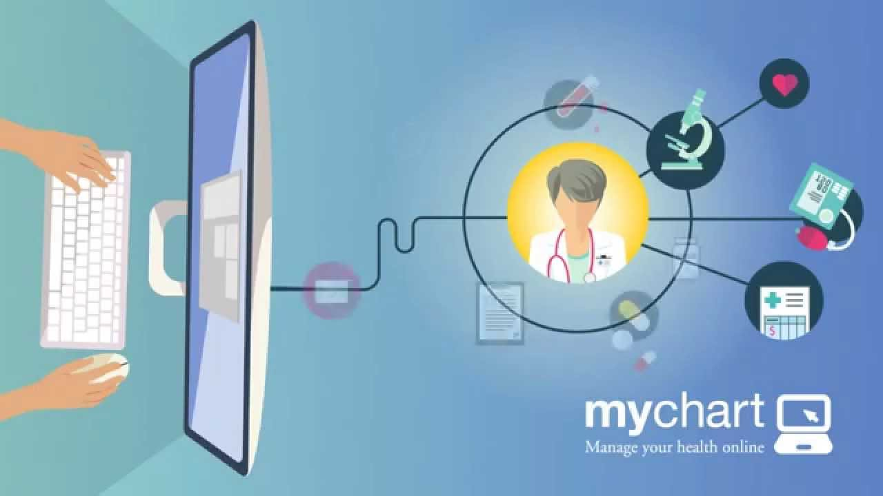 Manage your health online through mychart youtube