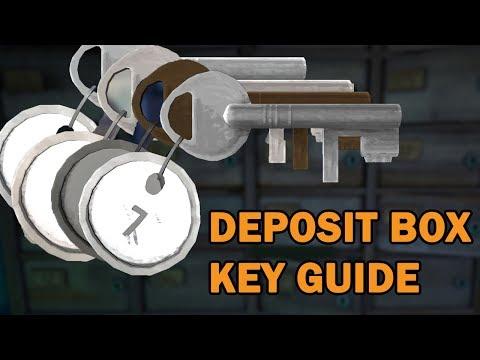 Milton Bank Deposit Box KEYS Walkthrough / Guide - The Long Dark Story Mode - Too Big to Fail  [4k]